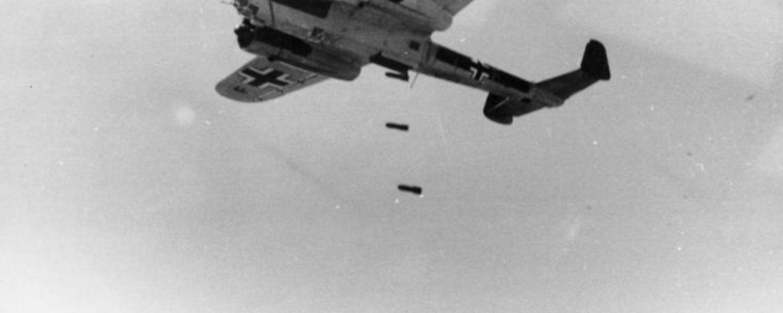 Bomben, Zweiter Weltkrieg, Gefahr, Auffinden, Kampfmittelerkundung